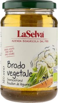 LASELVA BIO Gemüsefond, 320ml