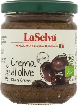 LASELVA BIO Oliven Creme 180g