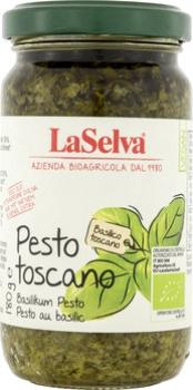 LASELVA BIO Pesto Toscano - Basilikum Pesto, 180g