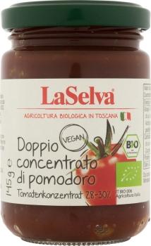 LASELVA BIO Tomatenmark - doppelt konzentriert 145g