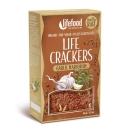 LIFEFOOD Life Cracker Knoblauch Majoran 90g