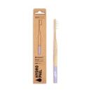 Hydrophil Bambus-Zahnbürste violett super soft