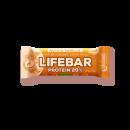 LIFEFOOD lifebar Protein Nüsse & Vanille 47g
