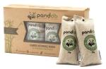 PANDOO Natürliche Lufterfrischer mit Bambus Aktivkohle - 4er Set