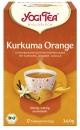YOGI TEA Kurkuma Orange 17 Teebeutel á 2,0g