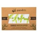 PANDOO Bambus Waschlappen