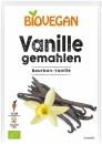 BIOVEGAN Bourbon Vanille gemahlen Bio, 5g