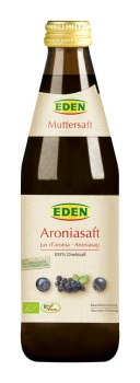 EDEN Aroniasaft Muttersaft bio, 330ml