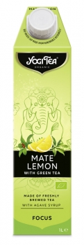 YOGI TEA Mate Lemon 1l