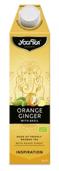 YOGI TEA Ginger Orange 1l