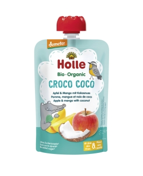 HOLLE Pouchy Croco Coco , 100g