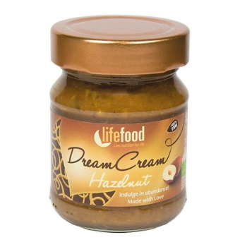 LIFEFOOD Dream Cream Haselnuss 150g