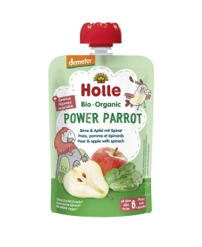HOLLE Pouchy Power Parrot, 90g