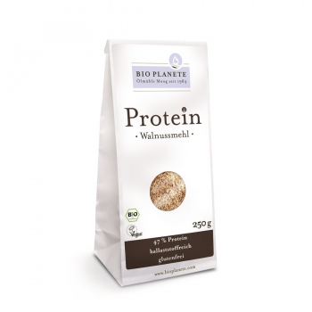 BIO PLANETE Protein-Walnussmehl 250g