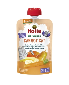 HOLLE Pouchy Carrot Cat, 100g