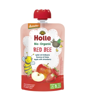 HOLLE Pouchy Red Bee, 90g