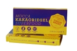 CHOCQLATE Superfood Kakaoriegel Mocca 35g